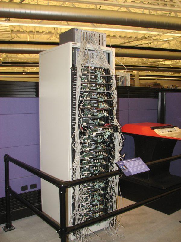 Google Circa de 1998, un des premiers systèmes convergé